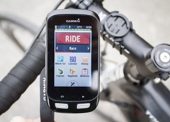 Garmin Edge 1000 High-Performance GPS Bicycle Computer | Baxtton