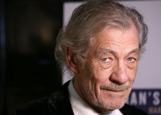 Sir Ian McKellen Tells Kids What Will Happen If They Don't Study