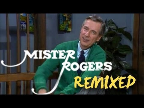 Mister Rogers Remixed | Garden of Your Mind | PBS Digital Studios - YouTube