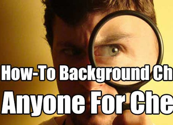 How-To Background Check Anyone For Cheap - SHTF & Prepping Central