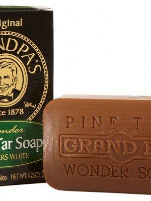Grandpa Brands : Grandpa's Pine Tar Soap