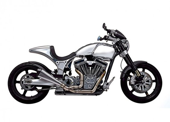 Keanu Reeves' Arch Motorcycle Company presents its first bike: The KRGT-1 - Images