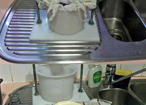 How To Make Parmesan Cheese - LivingGreenAndFrugally.com