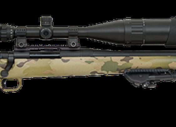 Mossberg ATR™ NIGHT TRAIN™ 27204 .308 Bolt Action Review | Gears of Guns