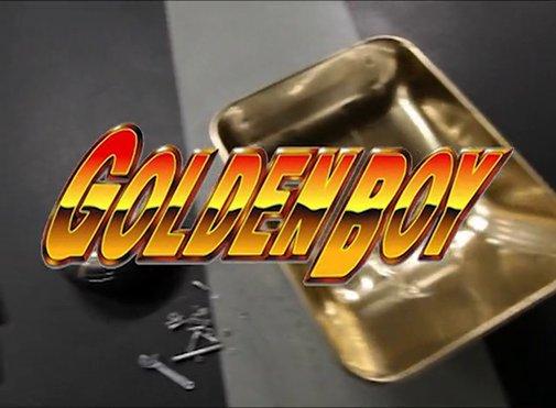 Goldenboy! now those a real tricks.