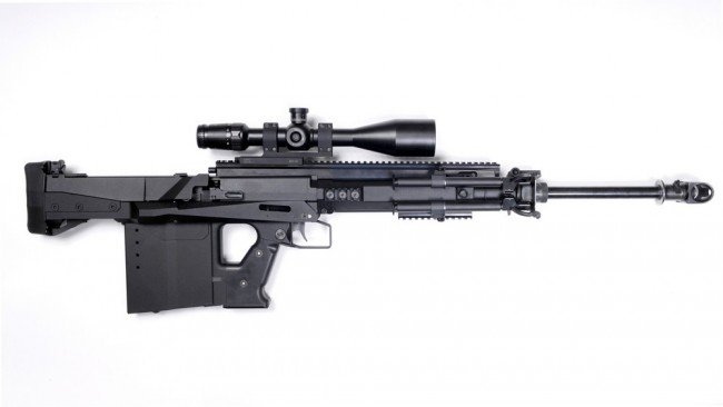 GM6 Lynx 50BMG Reciprocating Bullpup - The Firearm Blog