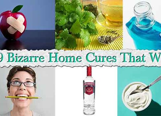 19 Bizarre Home Cures That Work - LivingGreenAndFrugally.com