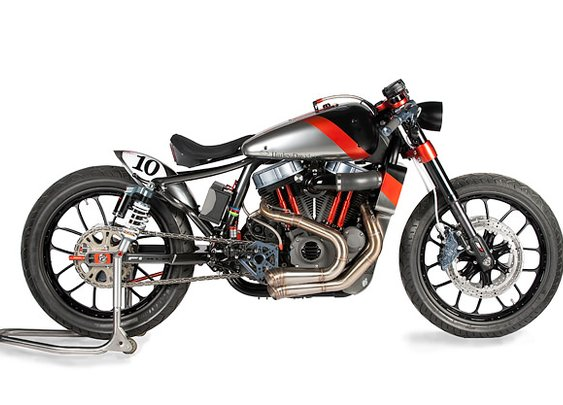 Shaw F1-XLR Harley Nightster | Bike EXIF