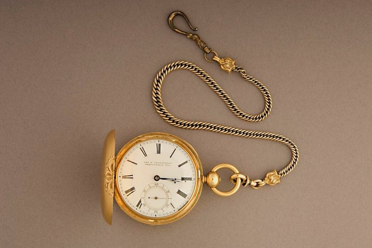 The Secret in Abraham Lincoln's Pocket Watch