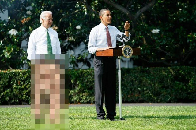 Nude Photos of Barack Obama, Michelle Obama | The Daily Caller
