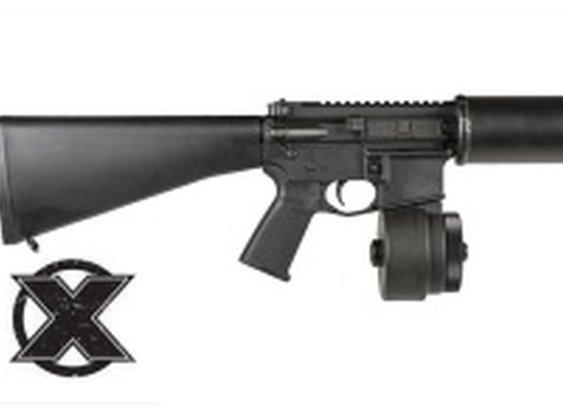 AR15 Coke Can Launcher