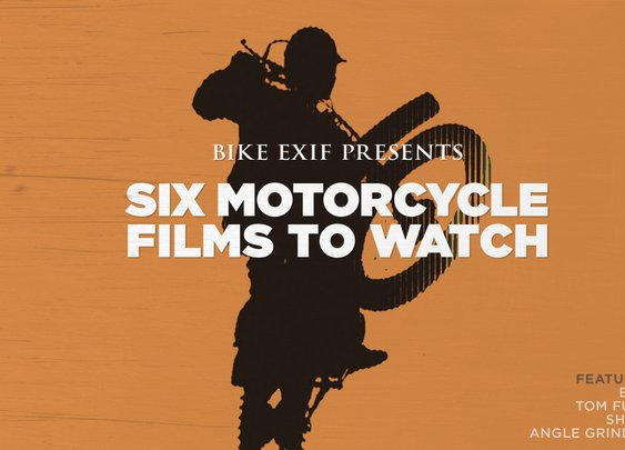 6 motorcycle films worth watching  | Bike EXIF
