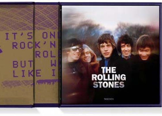 Rolling Stones to sell limited edition coffee table book for $5,000