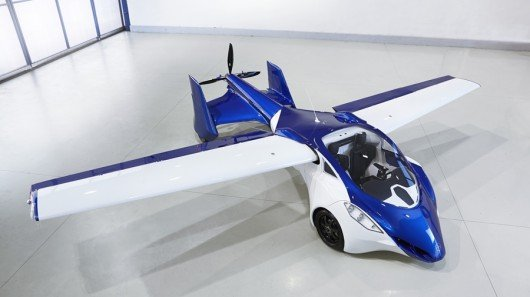 Version 3.0 of Aeromobil flying car unveiled