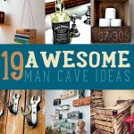 Man Cave Ideas | 19 DIY Decor and Furniture Projects DIY Ready | DIY Projects | Crafts - DIY Ready | DIY Projects | Crafts
