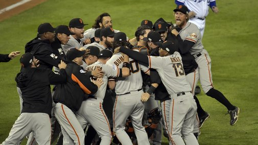 Dynasty: Giants win third World Series title in five years