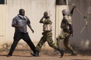 Congo crowd kills man, eats him after militant massacres