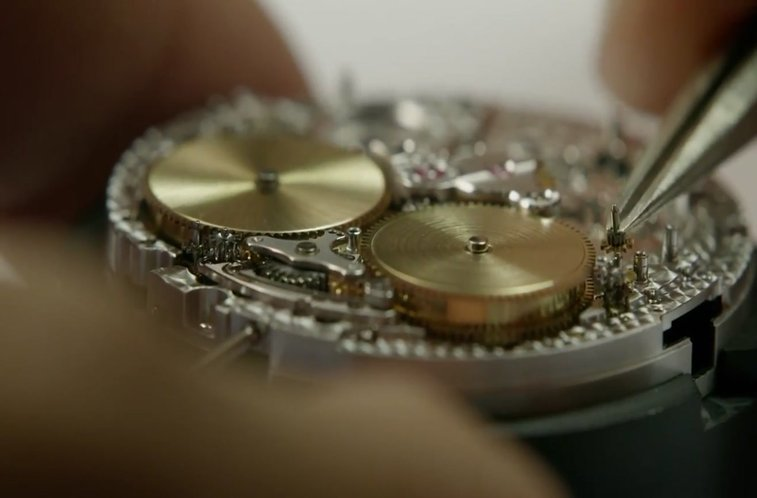 This is how an exclusive Grandmaster Chime watch is made by hand. [VIDEO]