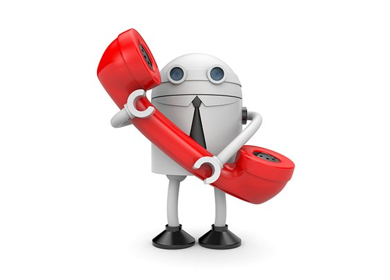 Call Center Worker Suspended for Answering Calls With Robot Voice