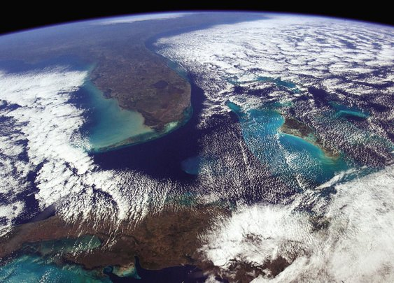 Astronaut Chris Hadfield took 45,000 photos from space—here are some of the best  –  Quartz
