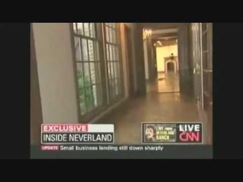 Michael Jackson's Ghost seen in his house
