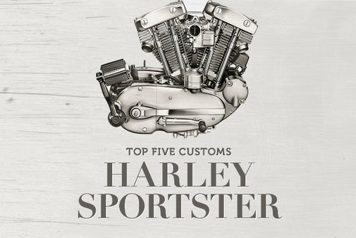 Top 5 Harley Sportster customs | Bike EXIF