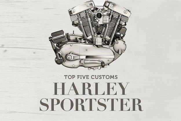 Top 5 Harley Sportster customs | Bike EXIF