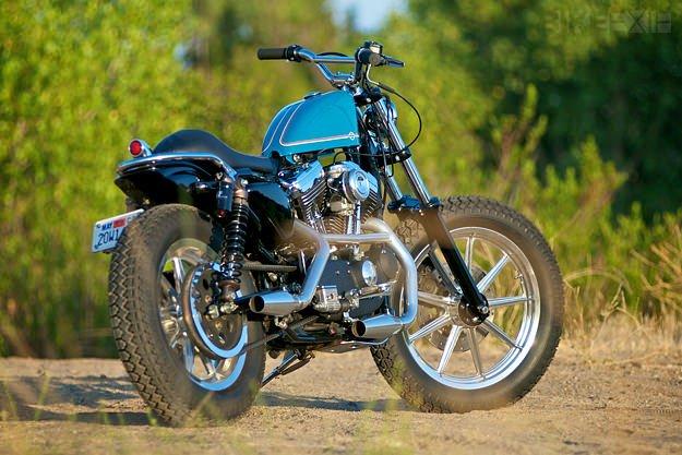 Biltwell EZXL Sportster | Bike EXIF