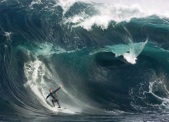 You Have to See This: Surfing at 1000 Frames Per Second   The Inertia