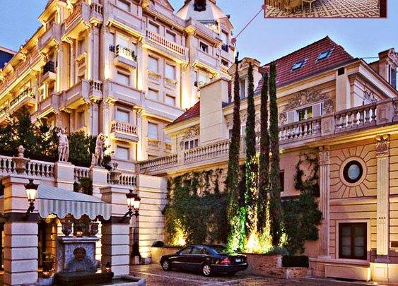 Hotel Metropole: Monte-Carlo