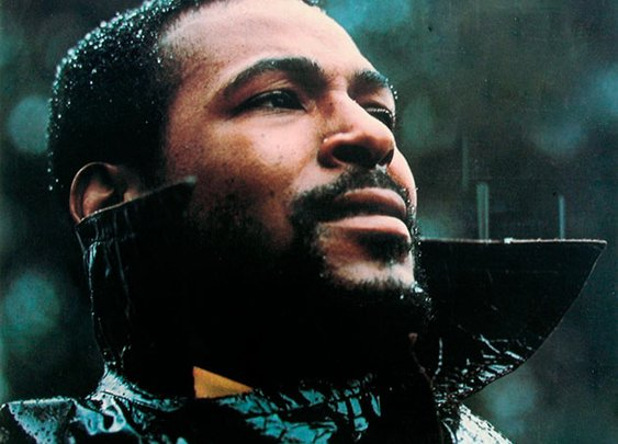 Hero: Marvin Gaye