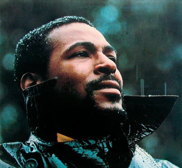 Hero: Marvin Gaye