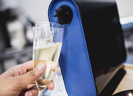 Wine+ Wine Server