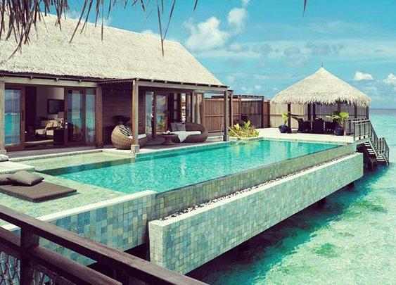 Cheval Blanc Randheli: Maldives