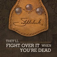 Saddleback Leather Co. - They'll Fight Over It When You're Dead