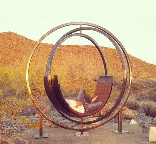 Etazi Lounge Chair
