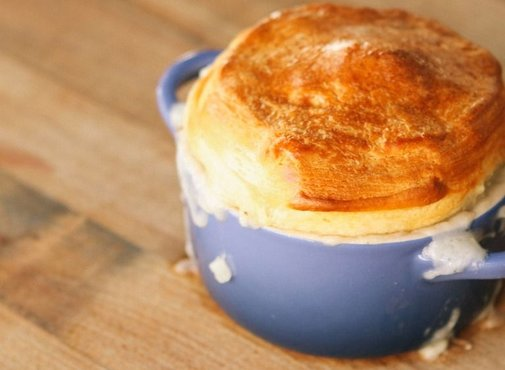 PROVISIONS: Cozy Up with a Homemade Pot Pie | Huckberry