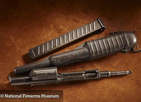 The Pedersen Device–1903 Springfield - Gears of Guns | Gears of Guns | Gears of Guns