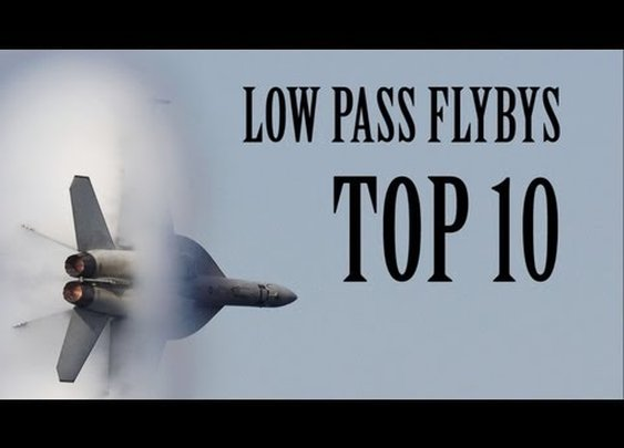 Top 10 Jets Low Pass Flybys - YouTube
