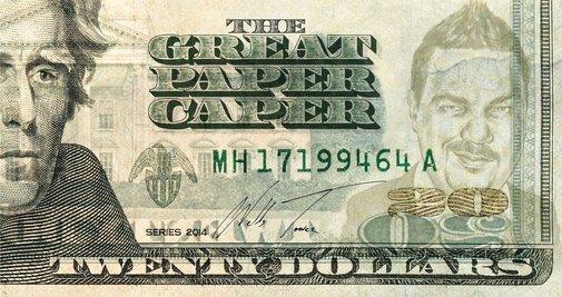 The World's Greatest Counterfeiter: Frank Bourassa