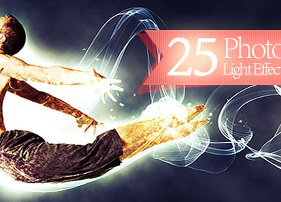 25 Powerful Photoshop Light Effect Tutorials | DeMilked