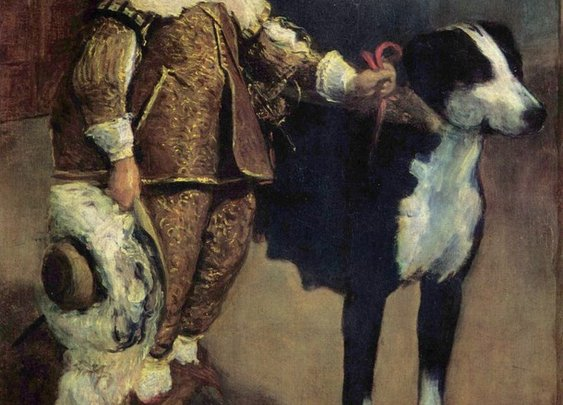 Velazquez and the obsession with dwarfs