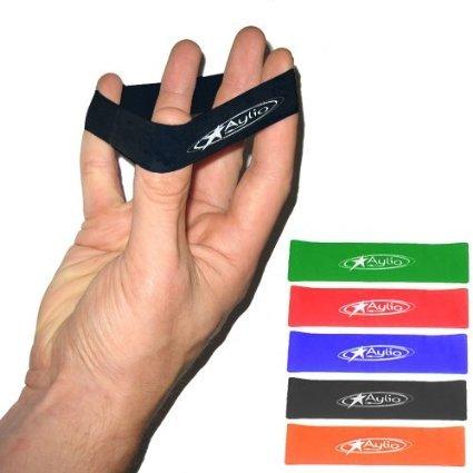 Aylio Finger Resistance Bands - Carpal Tunnel Gadgets
