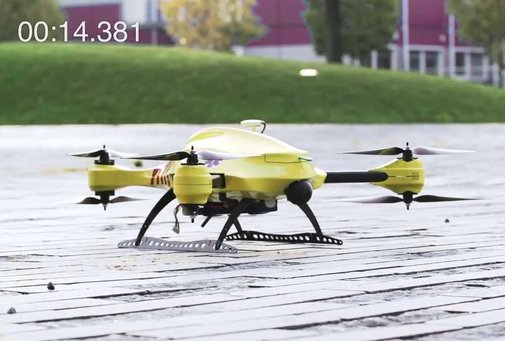 Ambulance Drone Could Boost Cardiac Arrest Survival Rate From 8% To 80%