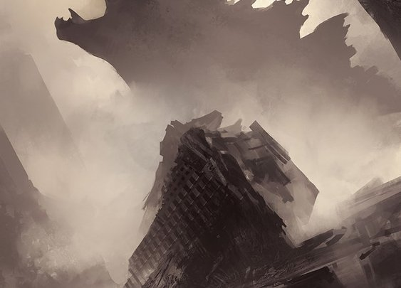 Godzilla (2014) or the Great Expectations
