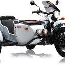 2014 Ural MIR Motorcycle - Men's Gear
