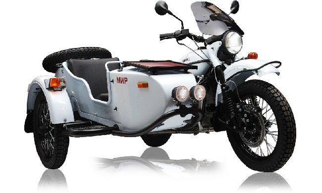 2014 Ural MIR Motorcycle - Men's Gear