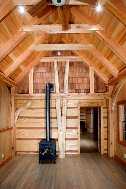 Timber Frame Vs Timber Post And Beam Construction