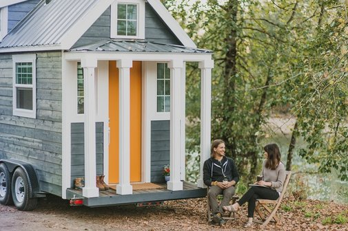 Tiny Heirloom Mobile Houses - Men's Gear