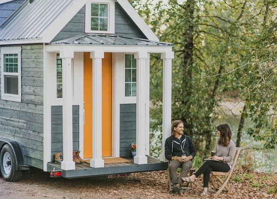 Tiny Heirloom Mobile Houses - Men's Gear